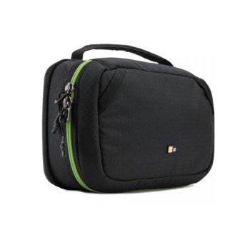 Чанта за фотоапарат Case Logic Kontrast KAC-101, за 2x екшън камери и аксесоари, полиестер, черна image