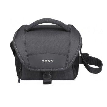 Sony LCSU11B Small cam soft case, black product