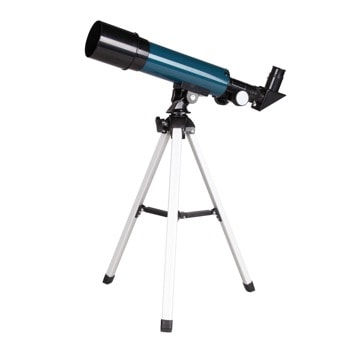Телескоп Levenhuk LabZZ TK50, рефракторен, 100x оптично увеличение, 50 mm диаметър на лещата, 360 mm фокусно разстояние image