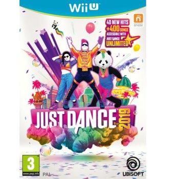 Just Dance 2019 Wii U product