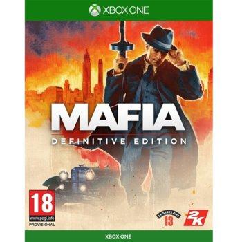 Mafia: Definitive Edition Xbox One product