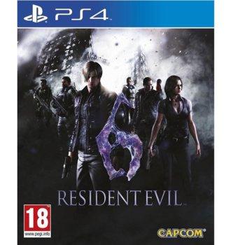 Игра за конзола Resident Evil 6, за PS4 image