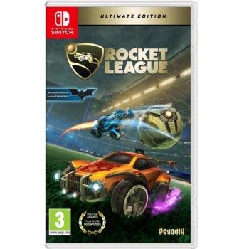 Игра за конзола Rocket League: Ultimate Edition, Nintendo Switch image
