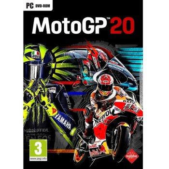Игра MotoGP 20, за PC image