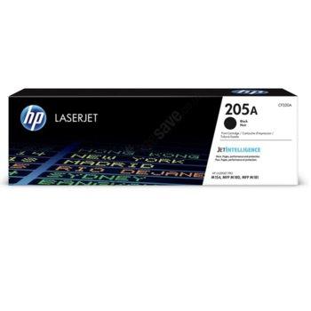 Касета за HP Color LaserJet Pro MFP M180n / HP Color LasesrJet Pro MFP M181fw - 205A - Black - P№ CF530A - 1 100k image