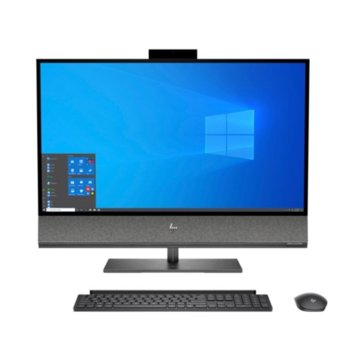 "All In One HP ENVY AiO 32-a0000nu (107M6EA), осемядрен Coffee Lake Intel Core i7-9700 3.0/4.7 GHz, 31.5"" (80.01 cm) 4K/UHD IPS Display & GTX 1650 4GB, (HDMI), 16GB DDR4, 512GB SSD & 1TB HDD, 1x USB 3.1 Type C, Windows 10 image"