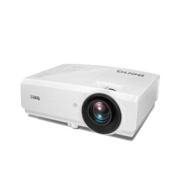 Проектор BenQ SW753+, DLP, Full HD (1920x1080), 13000:1, 5000 lm, HDMI, VGA, LAN, USB image