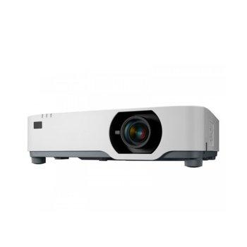 Проектор NEC PE455UL, 3LCD, 1920x1200 (WUXGA), 450000 :1, 4500 lm, HDMI, VGA, USB, LAN, Audio Jack image
