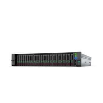 Сървър HPE DL385 G10, шестнадесетядрен AMD EPYC 7351P 2.9GHz. 32GB RDIMMs, без HDD, 4x 1GbE, без ОС, 1x 800W image