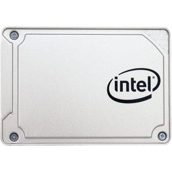 """Памет SSD 240GB Intel D3-S4610 Series, SATA 3.0 6Gb/S, 2.5"""" (6.35 cm), скорост на четене 560MB/s, скорост на запис 320MB/s image"""