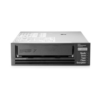 Aрхивиращo устройствo HP StoreEver P9G74A, LTO-7 Ultrium 15000 SAS Internal Tape Drive + 1 (C7977A) Bundle/TVlite image