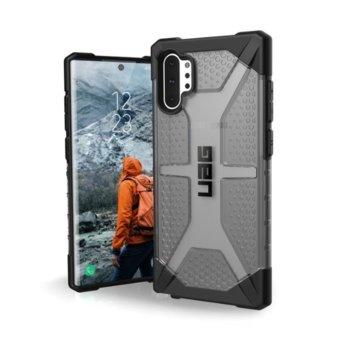 Калъф за Samsung Galaxy Note 10 Plus, хибриден, Urban Armor Plasma 211753113131, удароустойчив, черен-прозрачен image