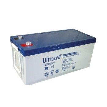 Акумулаторна батерия Ultracell UCG275-12, 12V, 275 Ah, VRLA image