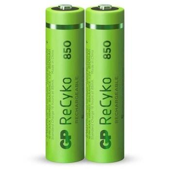Акумулаторна батерия, GP 85AAAHCE-EB2, R6, AAA, NiMH, 1.2V, 850 mAh, 2бр image