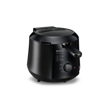 Фритюрник Tefal FF230831, 1.2 литра, 1000W, черен image