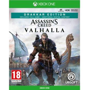 Игра за конзола Assassin's Creed Valhalla, за Xbox One image