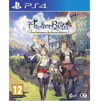 Игра за конзола Atelier Ryza: Ever Darkness & The Secret Hideout, за PS4 image