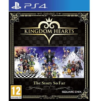 KINGDOM HEARTS - The Story So Far PS4 product