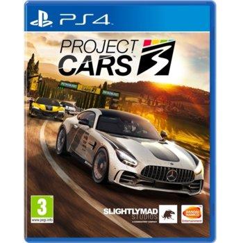 Игра за конзола Project CARS 3, за PS4 image
