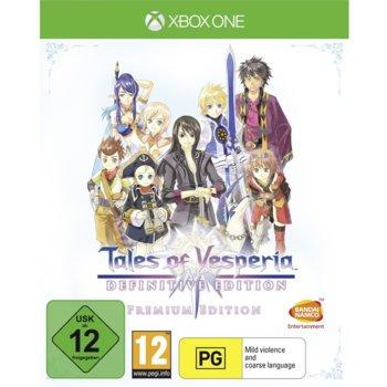 Игра за конзола Tales of Vesperia: Definitive Edition Premium Edition, за Xbox One image