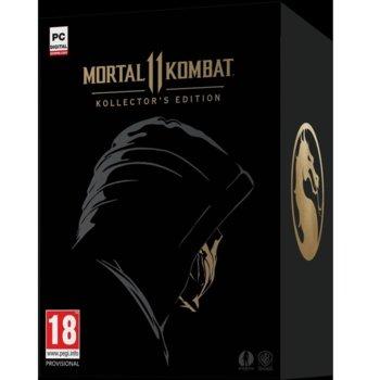Игра Mortal Kombat 11 - Kollector's Edition, за PC image