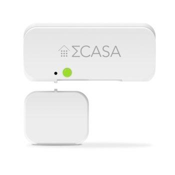 Смарт датчик Sigma Casa ΣDoor SA-7115, за врати или прозорци, Bluetooth 4.0 image