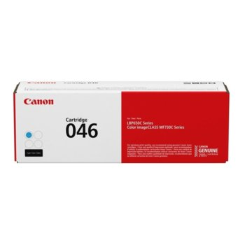 Касета за Canon LBP65x series, MF73x series - Cyan - CRG-046 C - P№ CR1249C002 - 2 300k image
