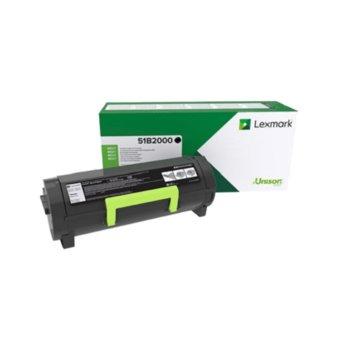Касета за Lexmark MS317dn 51B2000 product