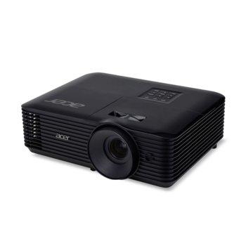 Проектор Acer Projector X168H, DLP, WUXGA (1920 x 1200), 10 000:1, 3500 lm, HDMI, VGA, USB image