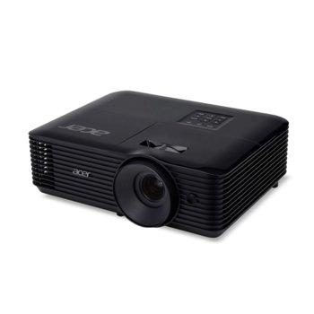 Проектор Acer X128HP, DLP, WXGA, 20,000:1, 4000 lm, HDMI, VGA, RCA image