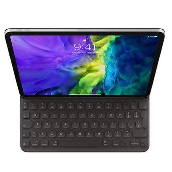 Клавиатура Smart Keyboard Folio, за таблет Apple iPad Pro 2 gen, Bluetooth, с кирилизация, черна image