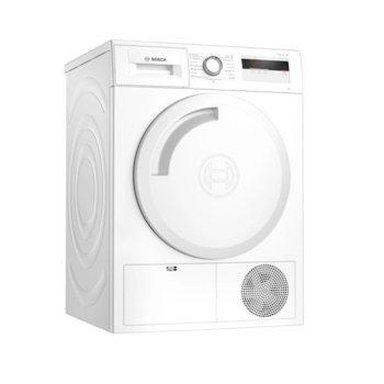 Сушилня Bosch WTH83001BY, клас A+++, 7 кг. капацитет, свободностояща, 60 cm. ширина, бяла image