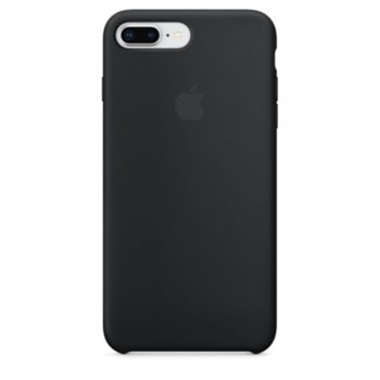 Apple iPhone 8 Plus/7 Plus Silicone Case Black product