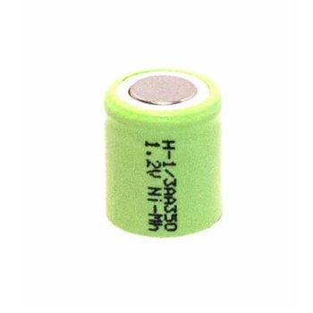 Акумулаторна батерия Energy Technology 1/3AA350, 1/3AA, 1.2V, 350mAh, NiMH, 1 бр. image