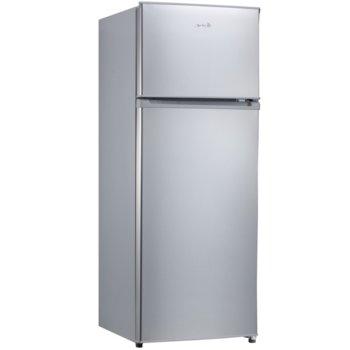 Хладилник с фризер Arielli ARD-273FNS, клас А+, 260 л. общ обем, свободностоящ, 259 kWh/годишно, автоматично размразяване на хладилната част, сив image