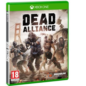 Dead Alliance product