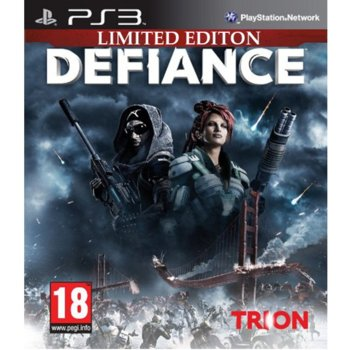 The Defiance Limited Edition product