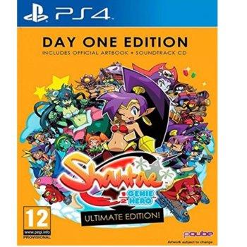 Shantae Half Genie Hero - Ultimate Day One ED product