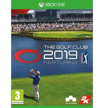 Игра за конзола The Golf Club 2019, за Xbox One image