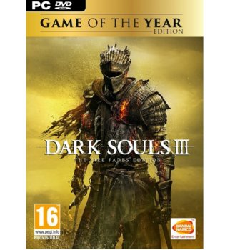 Dark Souls III Game of The Year Edition product