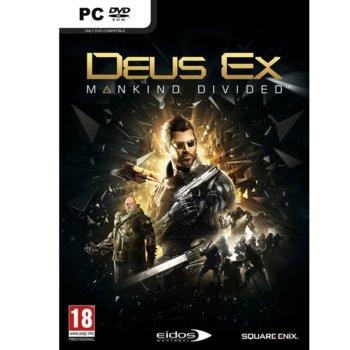 Игра Deus Ex: Mankind Divided, за PC image