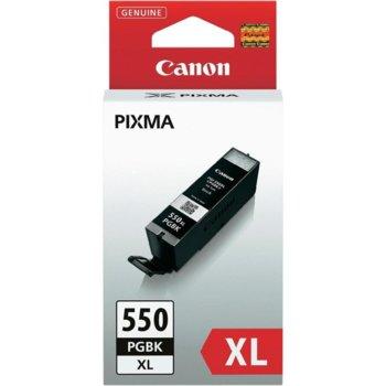 ГЛАВА CANON PIXMA iP7250/iP8750/ix6850/MG5450/MG5550/MG5650/MG5655/MG6350/MG6450/MG6650/MG7150/MG7550/MX725/MX925 - Black ink tank - PG-550XL PGBK - P№ BS6431B001AA - заб.: 500p  image