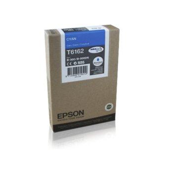 ГЛАВА ЗА EPSON Business Inkjet B300/B500DN - Cyan - T6162 - P№ C13T616200 image