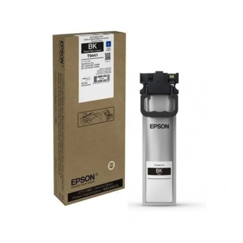 Мастило за Epson WorkForce Pro WF-C5xxx - Black - заб: 3 000к - 35.7ml image