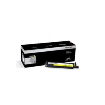 Деволопър Unit за Lexmark CS720, CS725, CX725 - Yellow - P№ 74C0D40 - заб.: 150 000k image