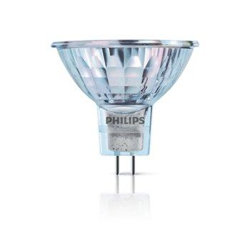 Халогенна крушка Philips Halogen, 50 W, 3000K image