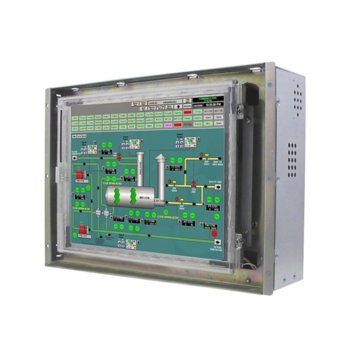 """Дисплей Winmate W07T700-OFO1HB, 7"""" (17.78 cm), WSVGA, HDMI, VGA image"""