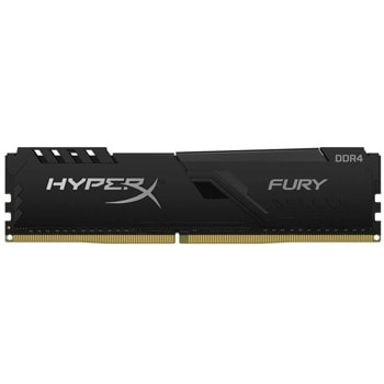 Памет 16GB DDR4, 3200MHz, Kingston HyperX FURY Black, HX432C16FB3/16, 1.35 V image