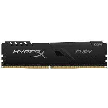 Памет 16GB DDR4, 3200MHz, Kingston HyperX FURY Black, HX432C16FB3/16, 1.35 V image