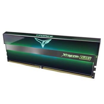 Памет 16GB (2x8GB) DDR4 4000MHz, Team Group T-Force XTREEM, TF10D416G4000HC18JDC01, 1.35V image